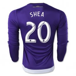 Orlando City 2015 SHEA LS Authentic 1ª EQUIPACIÓN CAMISETAS DE FÚTBOL