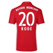 Bayern Munich 16/17 RODE Authentic Camiseta de la 1ª equipación