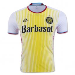 Columbus Crew 2016 Authentic Away CAMISETAS DE FÚTBOL