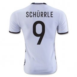Germany 2016 SCHURRLE Authentic Camiseta de la 1ª equipación