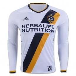 LA Galaxy 2016 LS Authentic 1ª EQUIPACIÓN CAMISETAS DE FÚTBOL