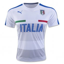 Italy 2016 Training CAMISETAS DE FÚTBOL (White)