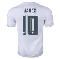 Real Madrid 15/16 James Rodriguez Camiseta de la 1ª equipación