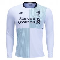 New Balance Liverpool Long Sleeve Away Jersey 17/18