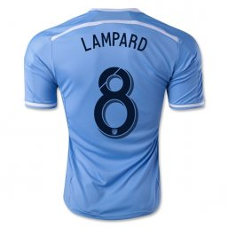 New York City FC 2015 LAMPARD 1ª EQUIPACIÓN CAMISETAS DE FÚTBOL