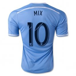 New York City FC 2015 MIX 1ª EQUIPACIÓN CAMISETAS DE FÚTBOL