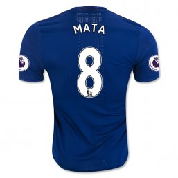 Manchester United 16/17 MATA Authentic Camiseta de la 2ª equipación