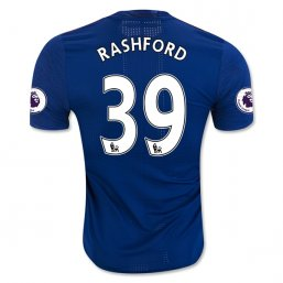 Manchester United 16/17 RASHFORD Authentic Camiseta de la 2ª equipación