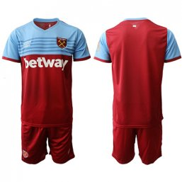 Camiseta del West Ham United 1ª 2019/20