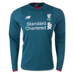 Liverpool 15/16 LS Away Keeper CAMISETAS DE FÚTBOL