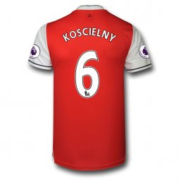 Arsenal 16/17 6 KOSCIELNY Authentic Camiseta de la 1ª equipación