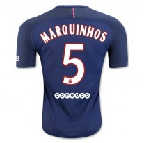 Paris Saint-Germain 16/17 MARQUINHOS Authentic Camiseta de la 1ª equipación