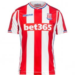 Stoke City Football Club 17/18 Camiseta de la 1ª equipación