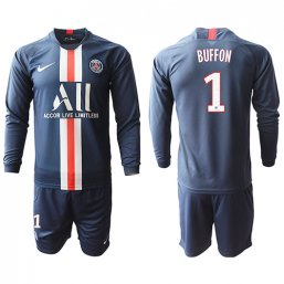 Paris St. Germain Manga larga Camiseta de la 1ª equipación 2019/20 #1 BUFFON
