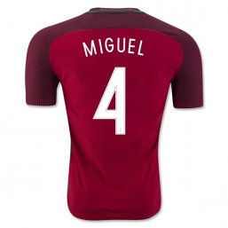 Portugal 2016 MIGUEL Authentic Camiseta de la 1ª equipación