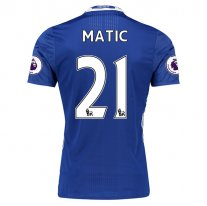 Chelsea 16/17 21 MATIC Authentic Camiseta de la 1ª equipación