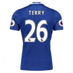 Chelsea 16/17 26 TERRY Authentic Camiseta de la 1ª equipación