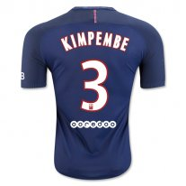 Paris Saint-Germain 16/17 KIMPEMBE Authentic Camiseta de la 1ª equipación