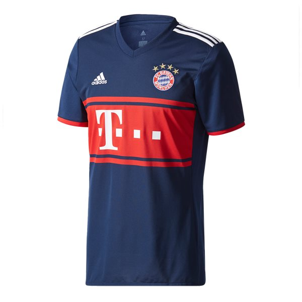 BAYERN MUNICH 17/18 AWAY JERSEY