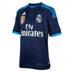 REAL MADRID REPLICA THIRD JERSEY