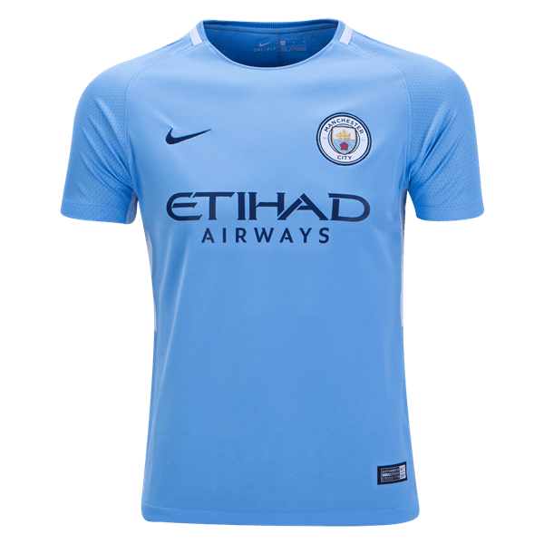 Manchester City 17/18 HOME YOUTH
