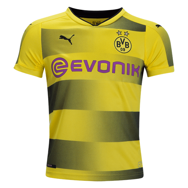 BORUSSIA DORTMUND 17/18 HOME YOUTH KIT
