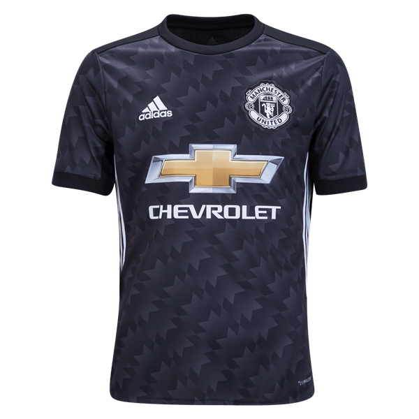 Manchester United 17/18 AWAY YOUTH KIT