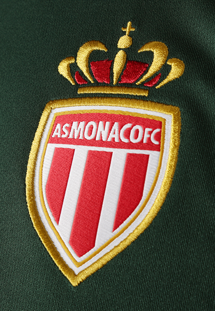 Monaco Football Club Camiseta de la 2ª equipación 18/19