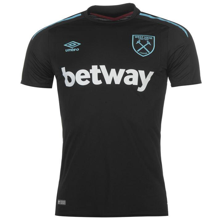 Umbro West Ham United Away Shirt 2017/18