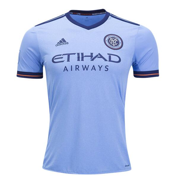 New York City FC 2017/18 Home Soccer Jersey