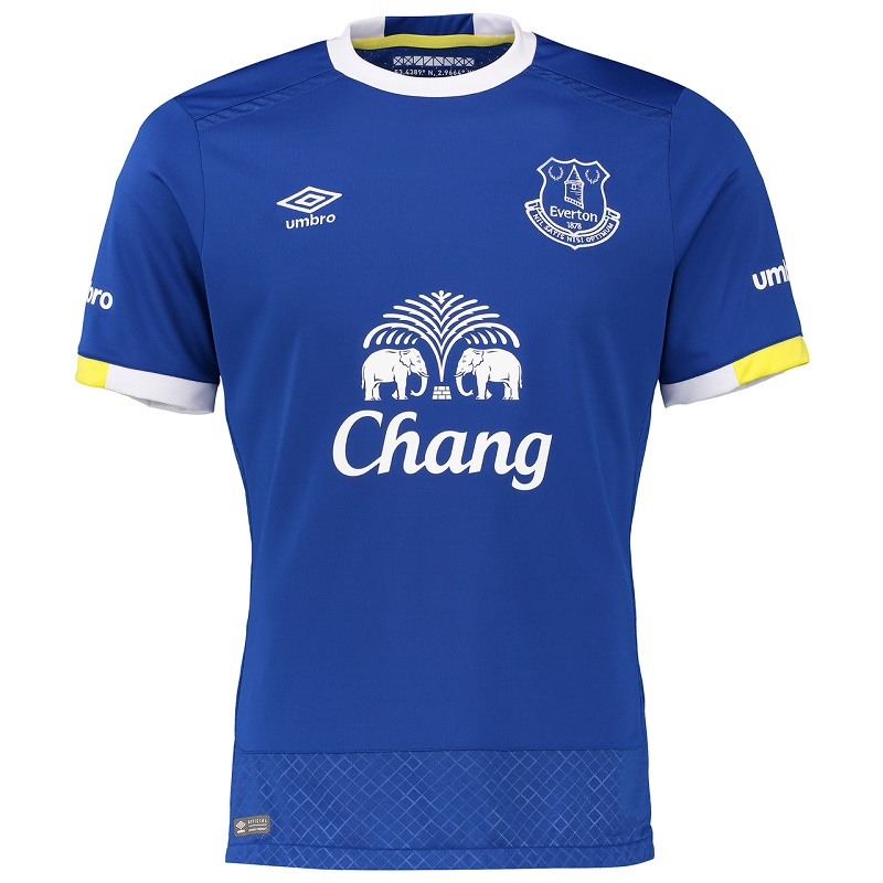 Everton 16/17 Home Jersey