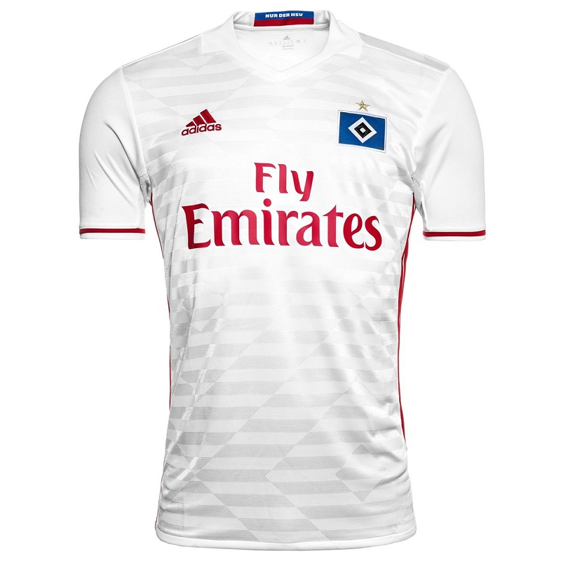 Hamburger SV 16/17 Adidas Home Jerseys