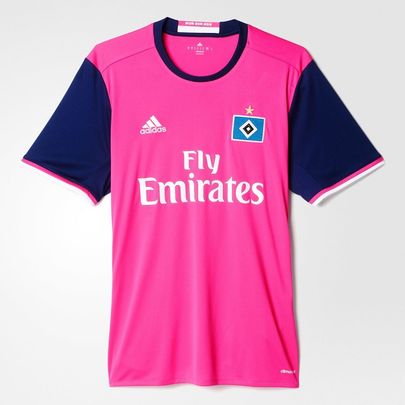 Hamburger SV 16/17 Adidas Away Jersey