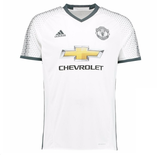 Manchester United 16/17 Adidas Third Jersey