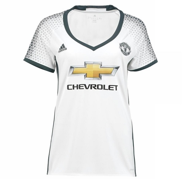 Manchester United 16/17 Women's Third Jersey