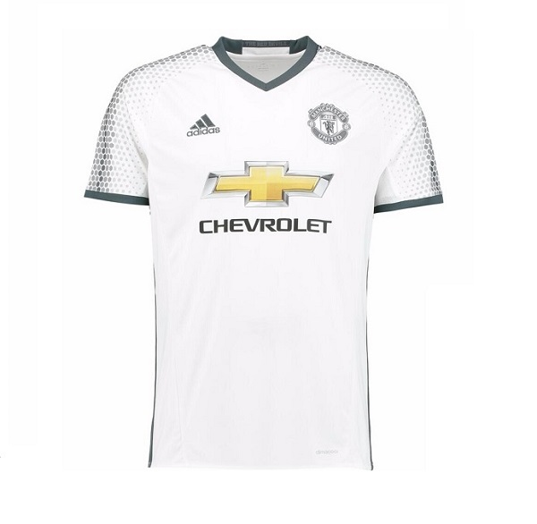 Manchester United 16/17 Youth Third Jersey