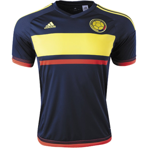 Colombia 2016 Away Jersey