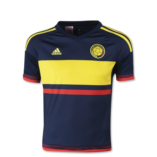 Colombia 2016 Youth Away Jersey