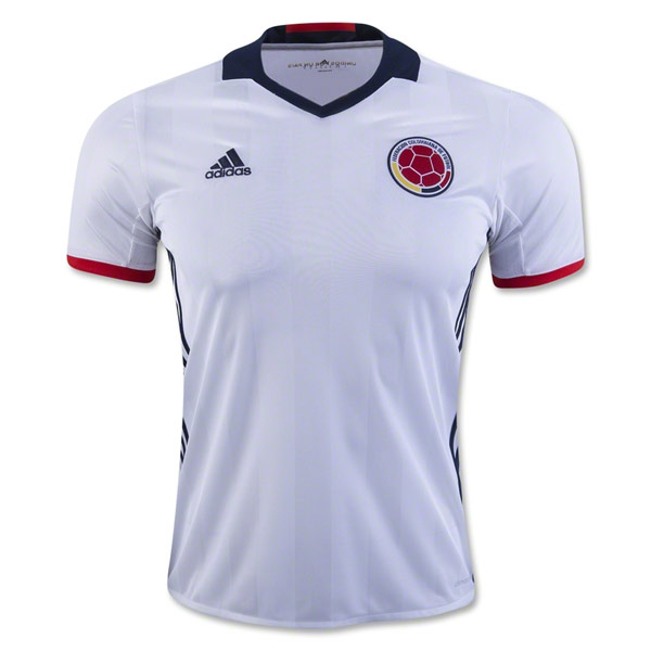 Colombia 2016 Home Jersey