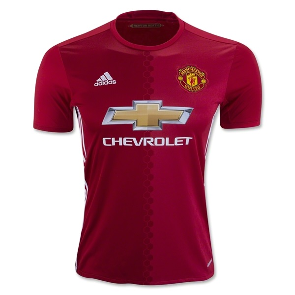 Manchester United 16/17 Home Jersey