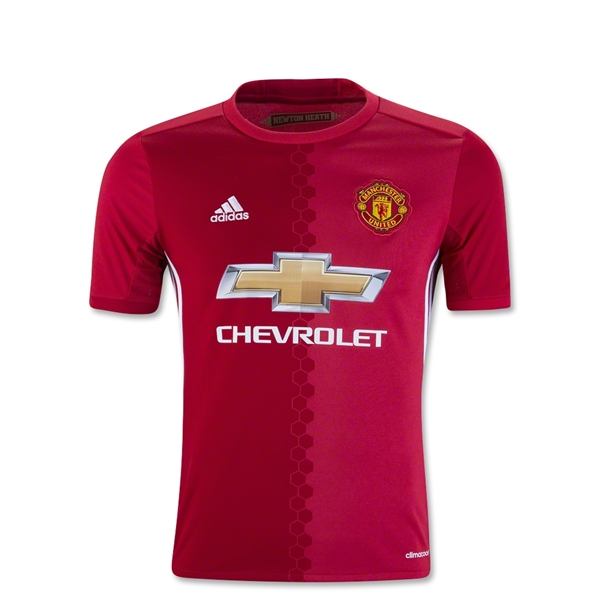 Manchester United 16/17 Youth Home Jersey