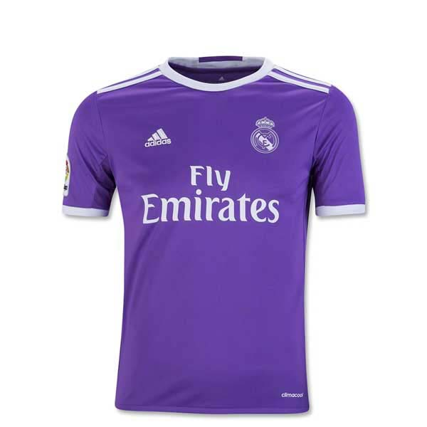 Real Madrid 16/17 Youth Away Jersey