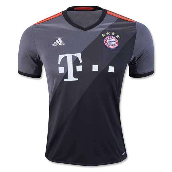 Bayern Munich 16/17 Away Jersey