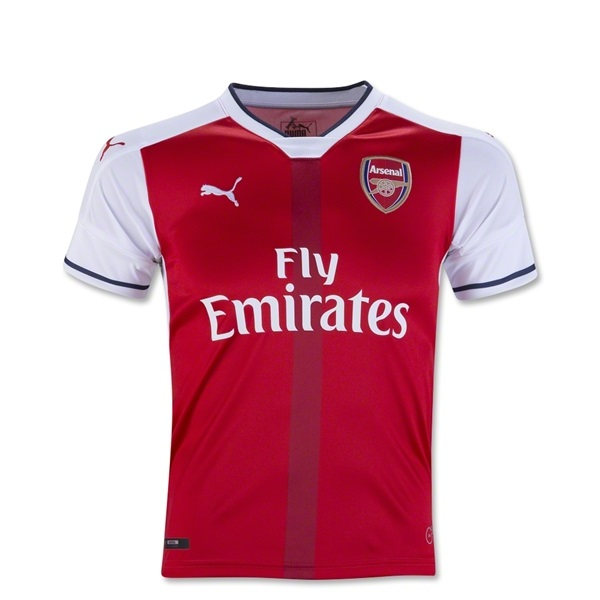 Arsenal 16/17 Youth Home Jersey
