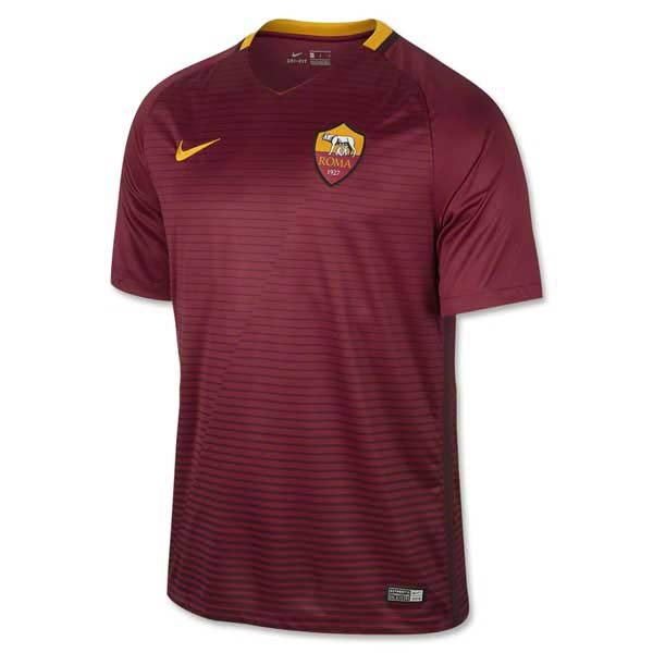 AS Roma 16/17 Home Jersey