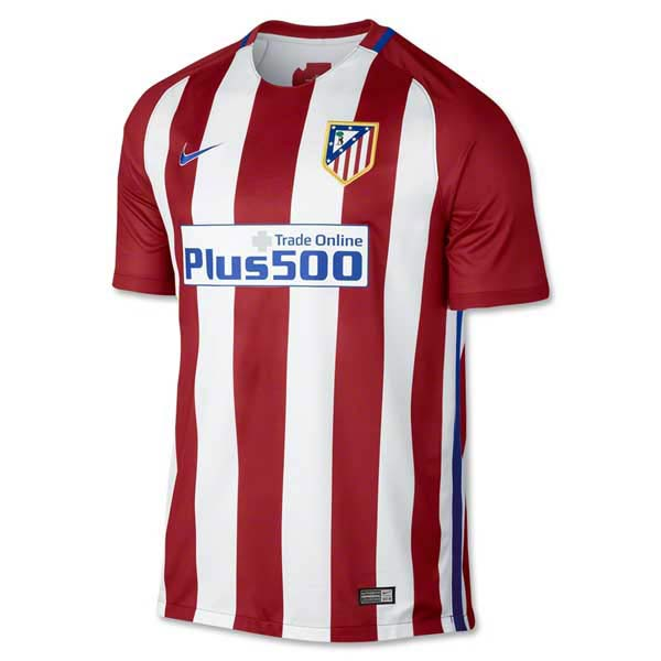 Atletico Madrid 16/17 Home Jersey
