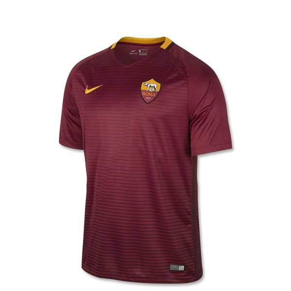 AS Roma 16/17 Youth Home Jersey