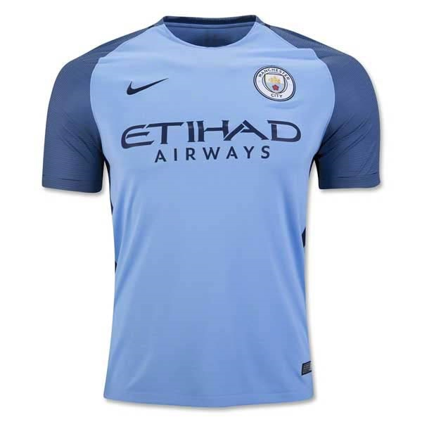 Manchester City 16/17 Home Jersey