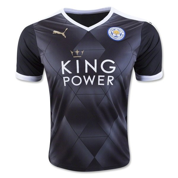 Leicester City 15-16 Away Jersey