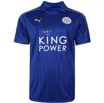 Leicester City 16/17 Home Jersey